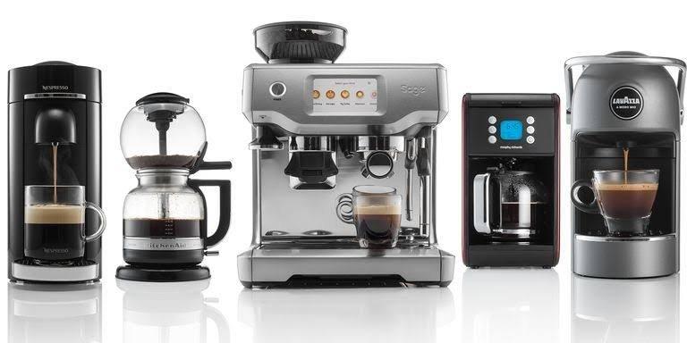 7 อันดับ เครื่องชงกาแฟแคปซูล