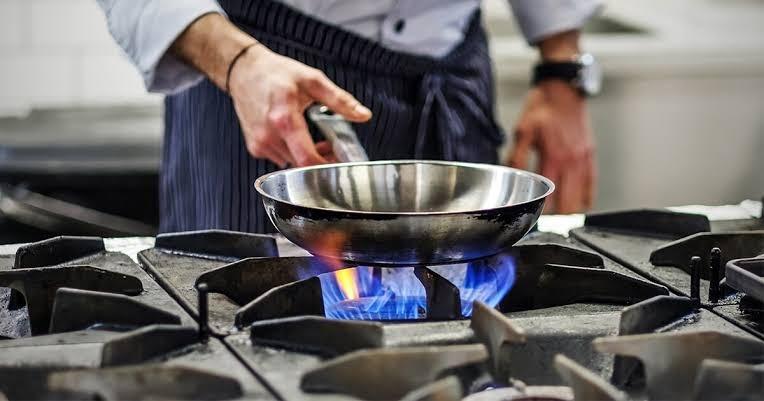 เตาแก๊ส เครื่องใช้ในครัว
