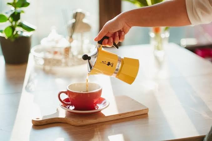 เครื่องใช้ไฟฟ้าในครัว หม้อต้มกาแฟ