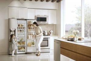 เครื่องใช้ไฟฟ้าในครัว ตู้เย็น