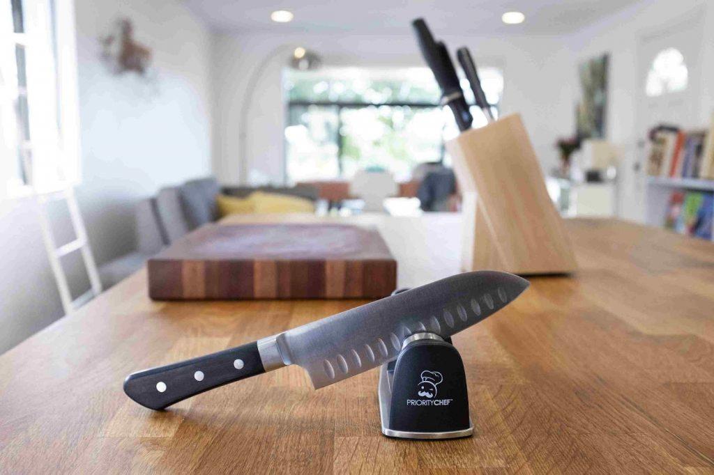 เครื่องใช้ไฟฟ้าในครัว เครื่องลับมีด